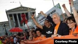 ՁԻԱՀ-ի դեմ պայքարի համաշխարհային կոնֆերանսը Վիեննայում