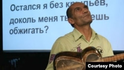 """Аҷам Чаккабоев дар намоишномаи """"Театр.дос"""""""