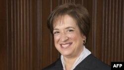 Судья Верховного суда США Елена Каган
