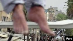 اليزابتا زامپاروتی می گوید از زمان روی کار امدن دولت محمود احمدی نژاد شمار اعدام ها در ایران افزایش یافته است