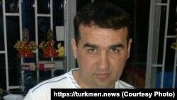 Активист Мансур Мингелов
