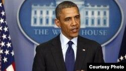 Iамеркан президент Обама Барак, 2016