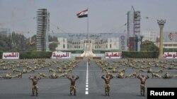 Шаҳри Қоҳира ҳангоми паради низомӣ