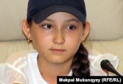 Жансая Әбдімәлік. Алматы, 27 маусым 2012 жыл.