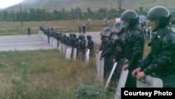 Полицейские в Кабардино-Балкарии