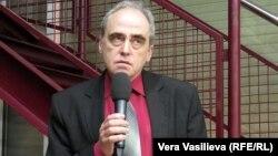 """Председатель международного общества """"Мемориал"""" Ян Рачинский"""