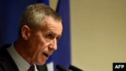 Paris Prosecutor Francois Molins (file photo)