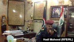 Руководство полиции Багдада, Ирак.