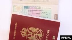 Slobodno putovanje u Evropu