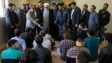 مواجهه دادستان کل کشور با شماری از بازداشتشدگان اعتراضهای آبان ماه در زندان بزرگ تهران/ دوم آذر ۹۸