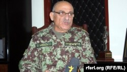 د افغانستان لوی درستیز جنرال شېر محمد کریمي
