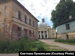 Комплекс зданий Старовознесенского монастыря