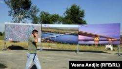 Projekat mosta preko Dunava u Beogradu koji finansira Kina