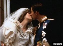 Свадьба принца Чарльза и леди Дианы Спенсер, 29 июля 1981 года