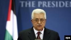 محمود عباس؛ رئیس تشکیلات خودگردان فلسطینی