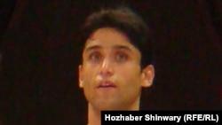 حمد بهاوی، تکواندوکار افغانی که نماینده ایران را از رسیدن به فینال بازداشت.