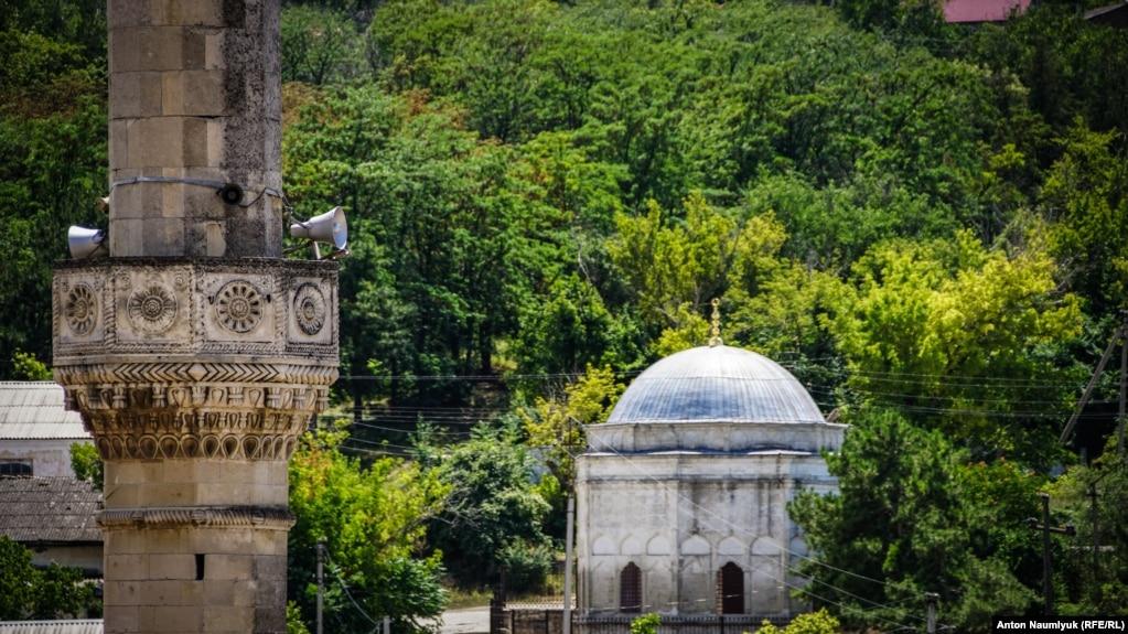 Усыпальница Дюрбе Диляры Бикеч, которой Крым Герай посвятил «фонтан слез»