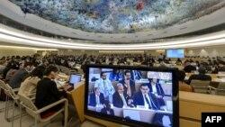 مقر شورای حقوق بشر سازمان ملل در ژنو سوئیس