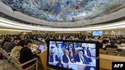 شورای حقوق بشر ملل متحد ۴۷ عضو دارد