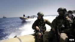 Italijanska mornarica na Mediteranu