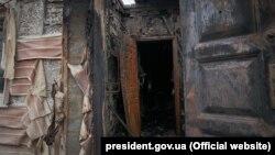 Пожежа на Луганщині, в Новоайдарському районі знищила понад два десятки будинків