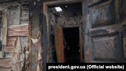 Пожежа знищила десятки будинків