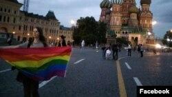 ЛГБТ-актывістка Паліна Сіманенка