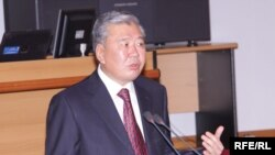Кыргызстандын жаңы премьер-министр