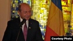 Președintele Băsescu la Viena