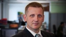 Sergei Danilochkin, director of RFE/RL's Radio Free Iraq