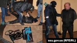 Служба безпеки України заявляє, що її контррозвідники в Харкові запобігли вбивству одного з колишніх бойових командирів розвідувального підрозділу батальйону ЗСУ