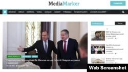 """Вебсайти """"МедиаМаркер"""" ҳоло ба таври санҷишӣ кор мекунад"""