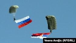 """""""Politika nas ne zanima, zanima nas samo unapređenje operativnih veština i usavršavanje"""", kaže PR Ministarstva odbrane Srbije"""