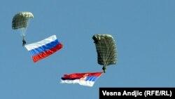 Krajem ove godine Vojska Srbije održala je dve vojne vežbe sa pripadnicima ruske vojske