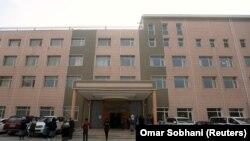 په کابل کې د افغان ترک یو ښوونځی. December 13, 2017