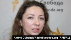 Олеся Яхно, директор Інституту національної стратегії України