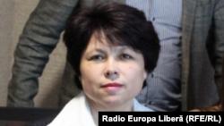 Valentina Ursu în dialog cu Tamara Macari