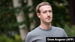 ОсновательFacebookInc Марк Цукерберг.