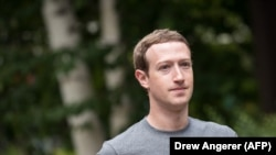 Shefi i Facebook-ut, Mark Zuckerberg.