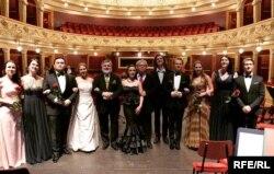 У 2016-му Мирослава здобула другу премію міжнародного вокального конкурсу імені Антоніна Дворжака в Карлових Варах