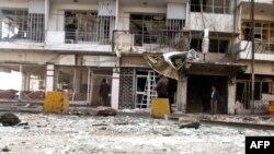 در سه روز گذشته دو حمله انتحاری در بغداد صورت گرفته است. عکس تزئینی است.