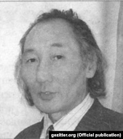 Абдымамбет Сариев.
