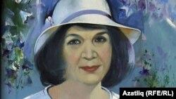 Лена Шагыйрьҗан. Вәкил Шәйхетдинов портреты