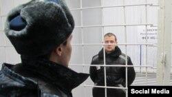 Геннадій Афанасьєв на суді