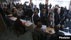 Խորհրդարանական ընտրությունները Հայաստանում, 2-ը ապրիլի, 2017թ․