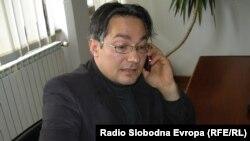 "Филип Филиповски, директор на ЈП ""Водостопанство"" Куманово."