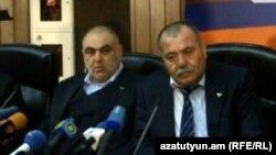 Սեդրակ Սարոյան (ձ), Մանվել Գրիգորյան