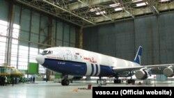 Літак, побудований на ПАТ «Воронезьке акціонерне літакобудівне товариство»