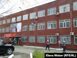 «АрселорМиттал Теміртау» компаниясы цехтарының бірі.