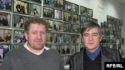 Кость Бондаренко, Володимир Лупацій